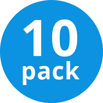 Multipack 10x Philips MAS LEDtube 1500mm HO 18.2W 840 T8