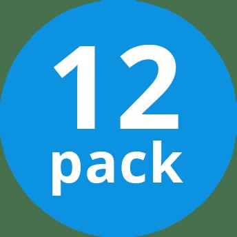 Multipack 12x Philips MASTERC CDM-Tm Mini 20W/830 PGJ5