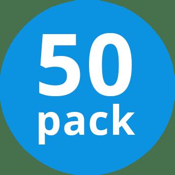 Multipack 50x Philips PL-C 18W 830 4P (MASTER) | Luz Cálida - 4-Pines