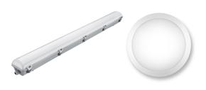 Luminarias Impermeables LED