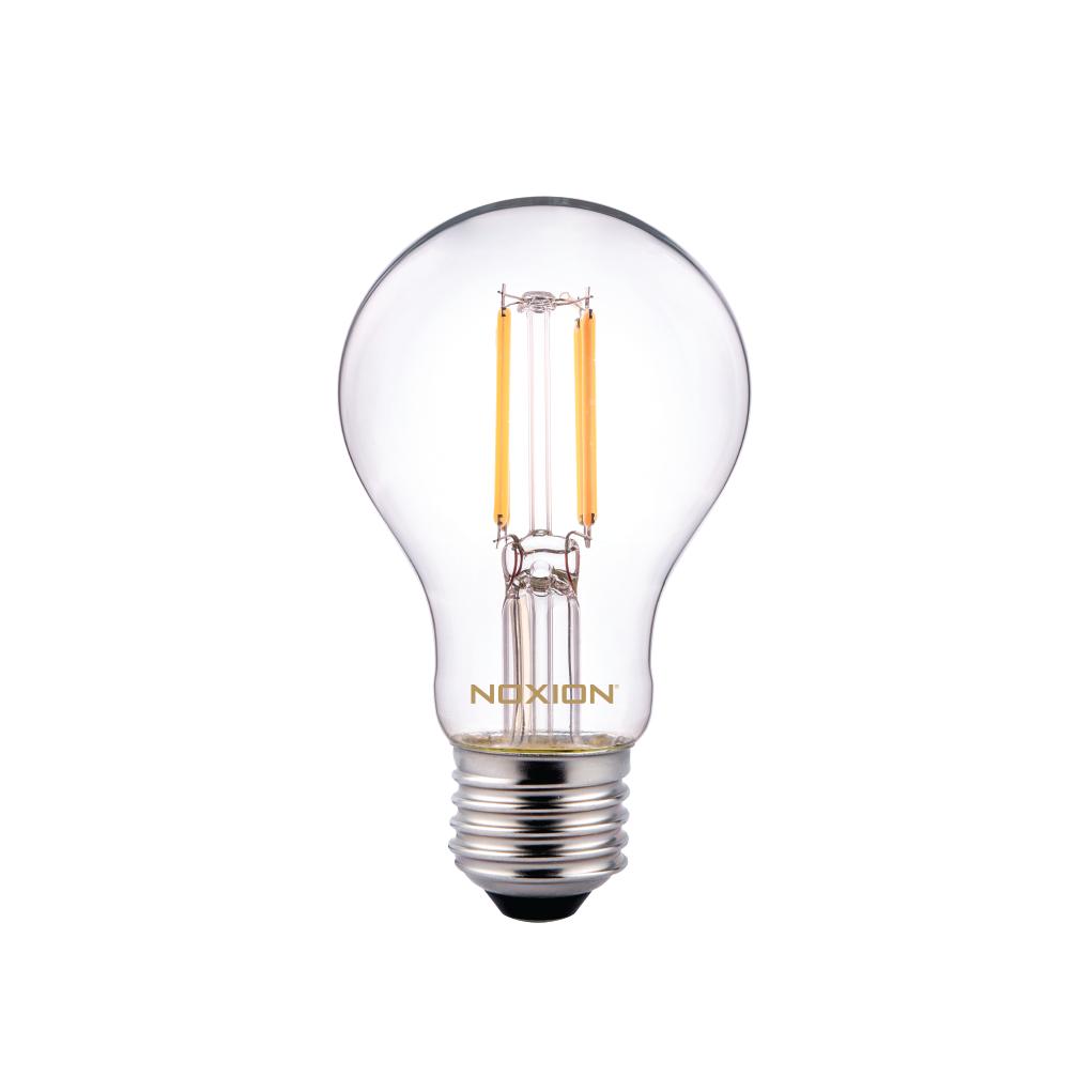 Noxion Lucent Classic LED Filament A60 E27 5W 822-827 Claire | Dimmable - Blanc Très Chaud - Substitut 40W