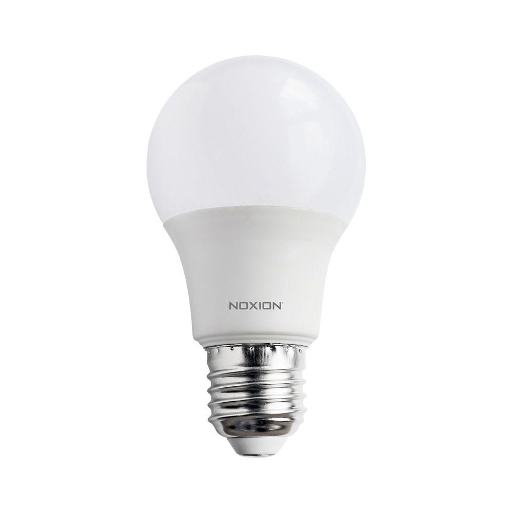 Noxion PRO LED Bulb A60 E27 7W 822-827 Dépolie | Dimmable - Blanc Très Chaud - Substitut 40W