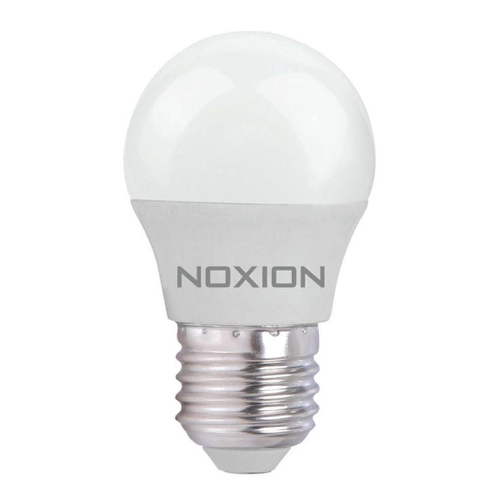 Noxion Lucent LED Classic Lustre 5W 827 P45 E27   Luz muy Cálida - Reemplazo 40W