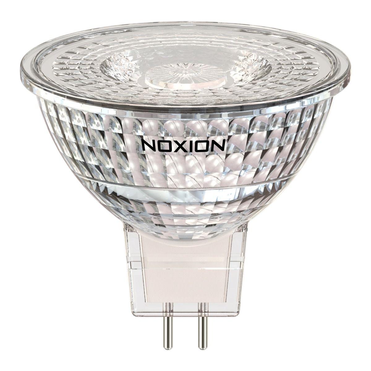 Noxion Foco LED GU5.3 5W 830 36D 470lm   Regulable - Luz Cálida - Reemplazo 35W