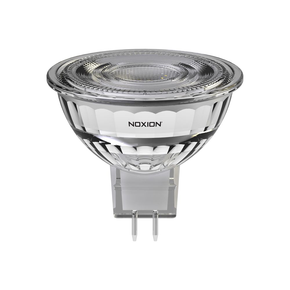 Noxion Foco LED GU5.3 7.5W 830 36D 621lm   Regulable - Luz Cálida - Reemplazo 50W
