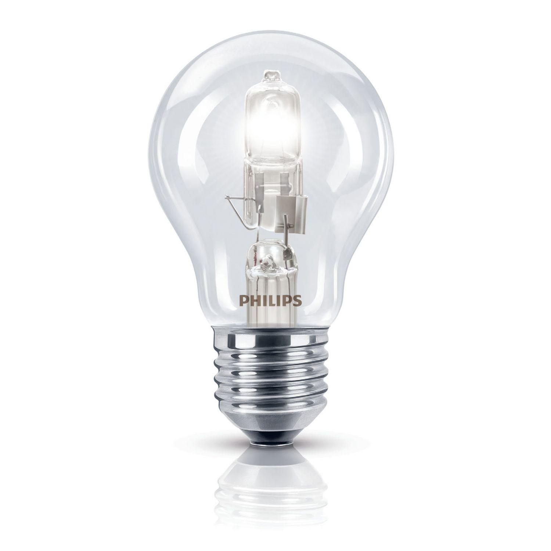 Philips Halogen Classic E27 28W 230V | Dimmerabile - Bianco MolaCaldo