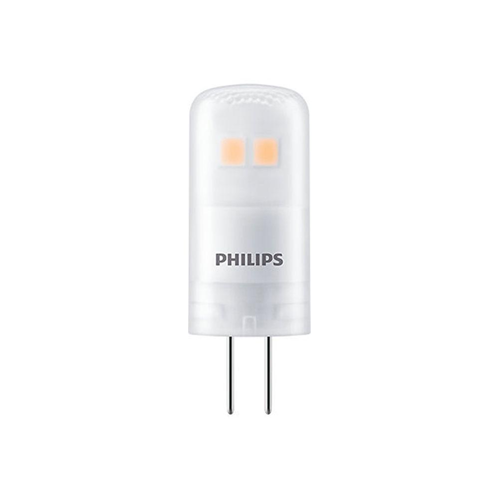 Philips CorePro LEDcapsule LV G4 1W 827 115lm | Luz muy Cálida - Reemplazo 10W
