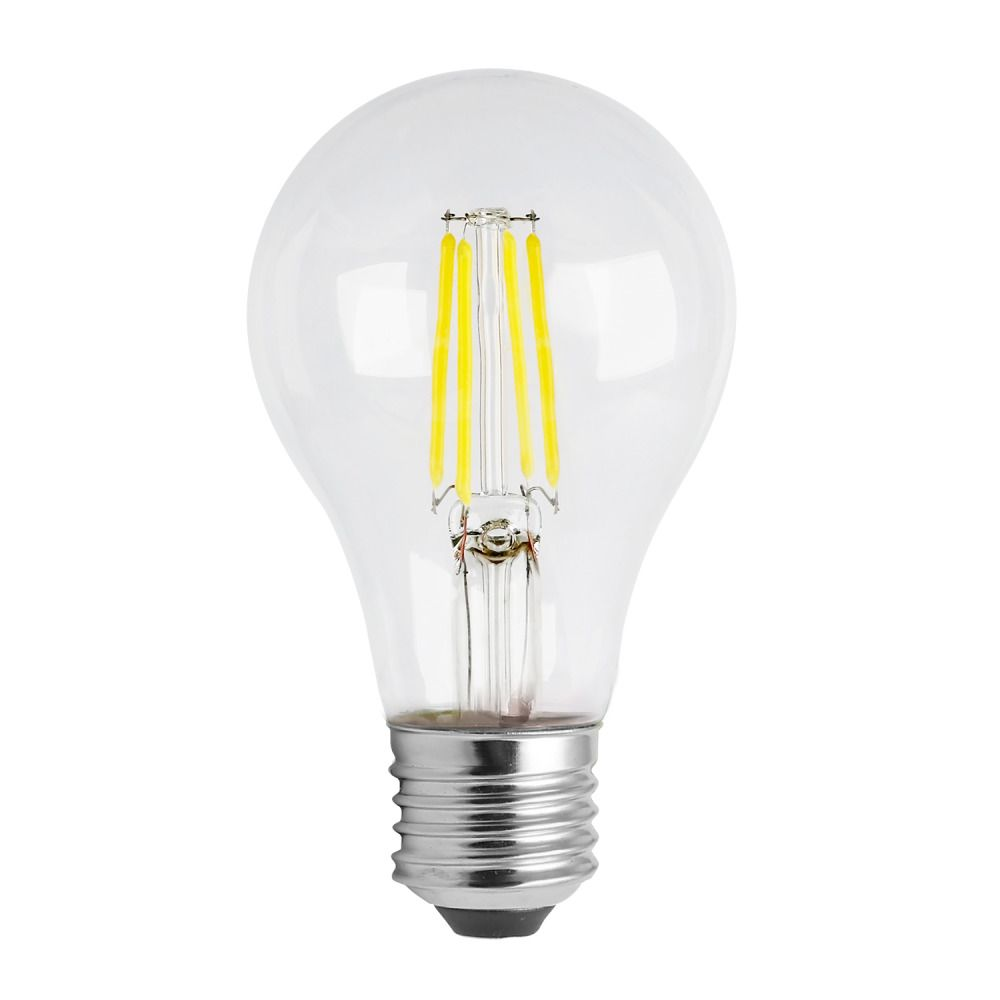 Noxion Lucent Classic LED Filament A60 E27 8W 822-827 Claire | Dimmable - Blanc Très Chaud - Substitut 60W