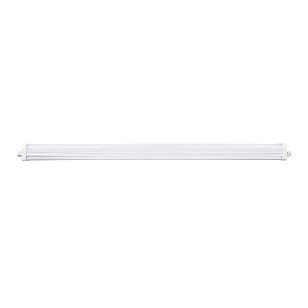 Noxion LED Impermeable Pantalla Ecowhite V2.0 24W 6500K IP65 120cm   Reemplazo 1x36W