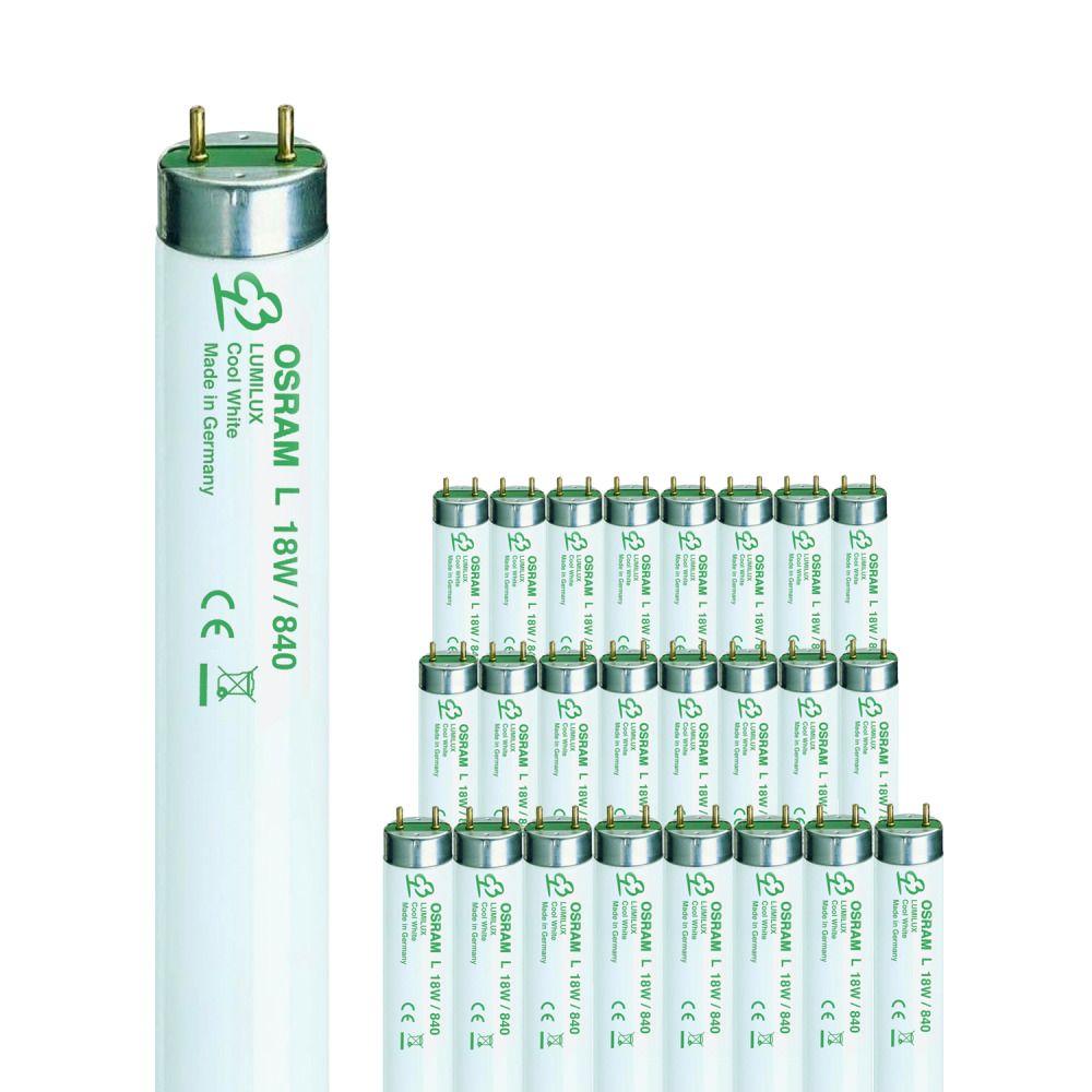 Multipack 25x Osram L 18W/840