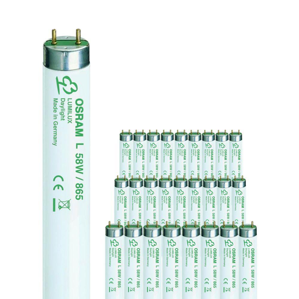 Multipack 25x Osram L 58W/865