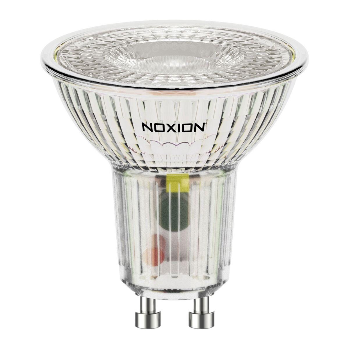 Noxion Foco LED GU10 3.7W 840 36D 270lm   Blanco Frio - Reemplazo 35W