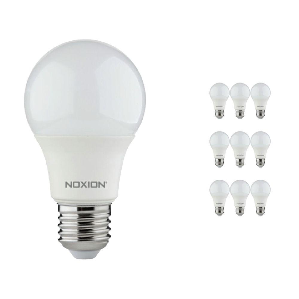 Multipack 10x Noxion Lucent LED Classic 14W 827 A60 E27 | Luz muy Cálida - Reemplazo 100W