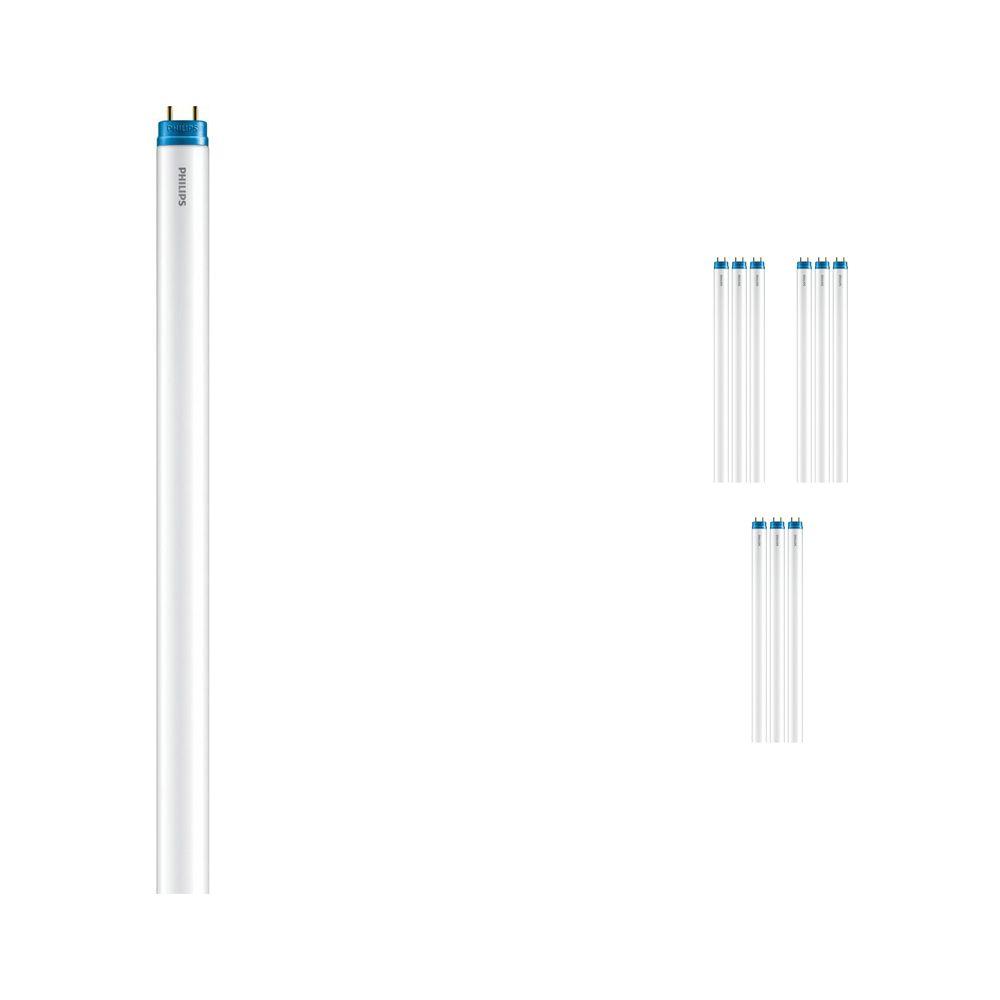Multipack 10x Philips CorePro LEDtube EM HO 18W 840 120cm   Blanco Frio - Cebador LED incl. - Reemplazo 36W