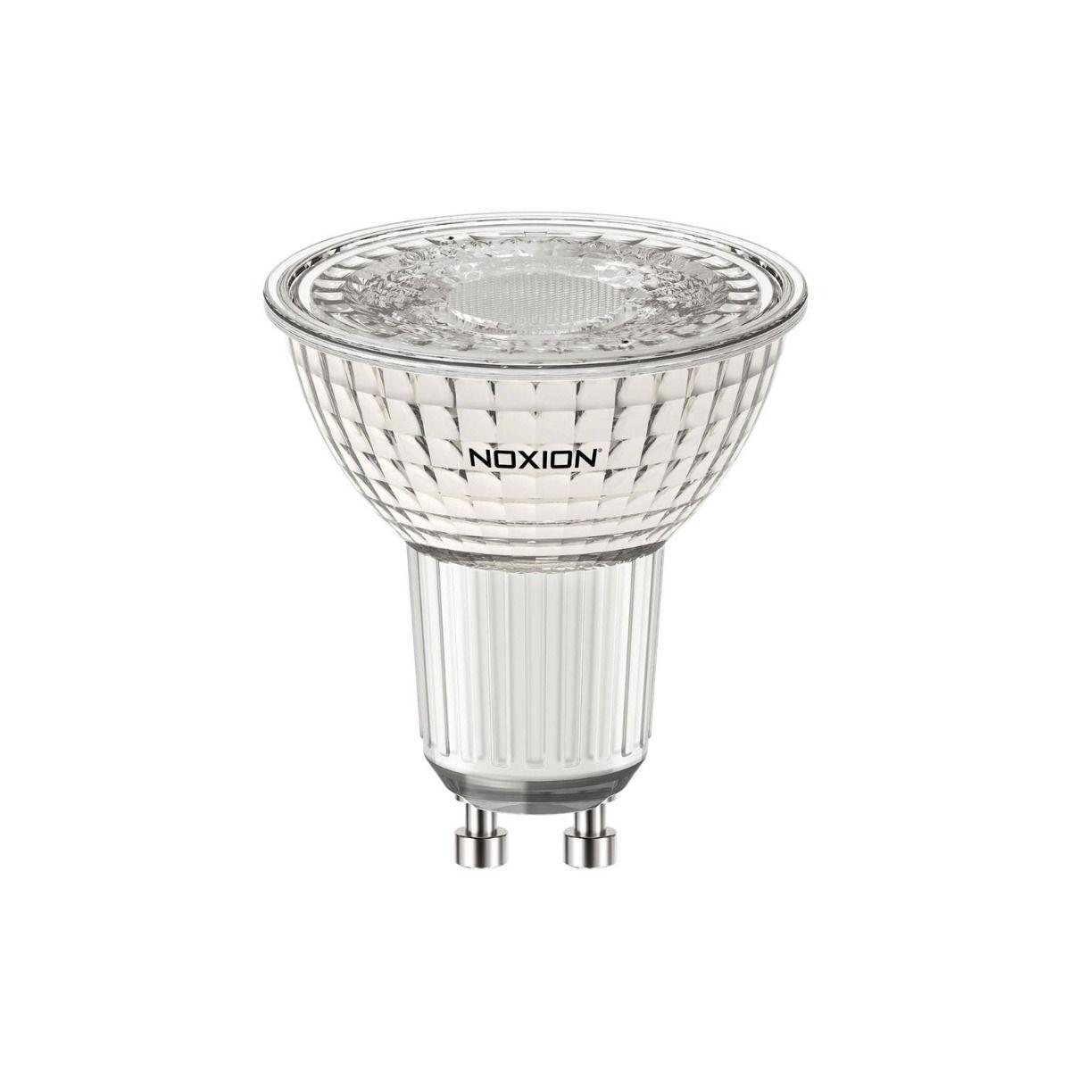 Noxion Foco LED PerfectColor GU10 4W 927 36D | Luz muy Cálida - Regulable - Reemplazo 50W