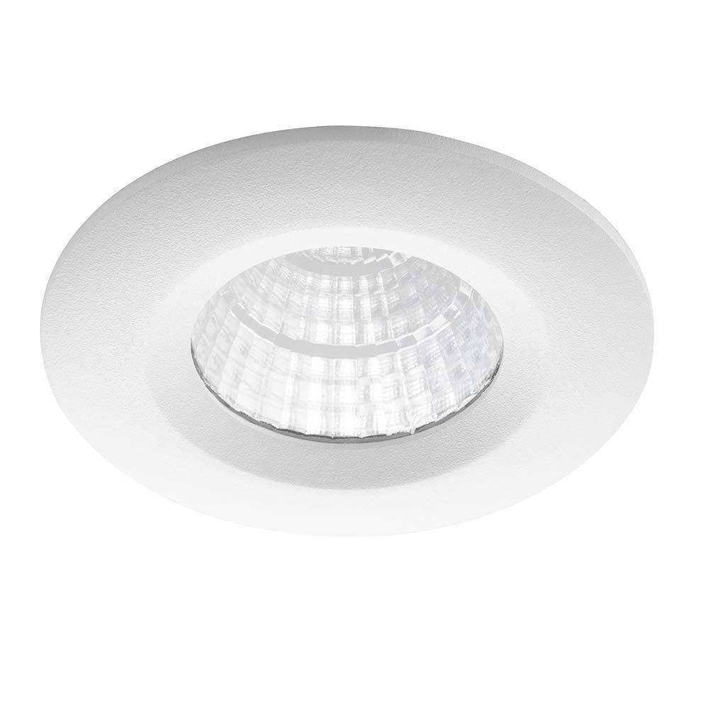 Noxion Foco LED Forseti IP44 2700K Blanco 6W | Mejor reproducción de color - Regulable
