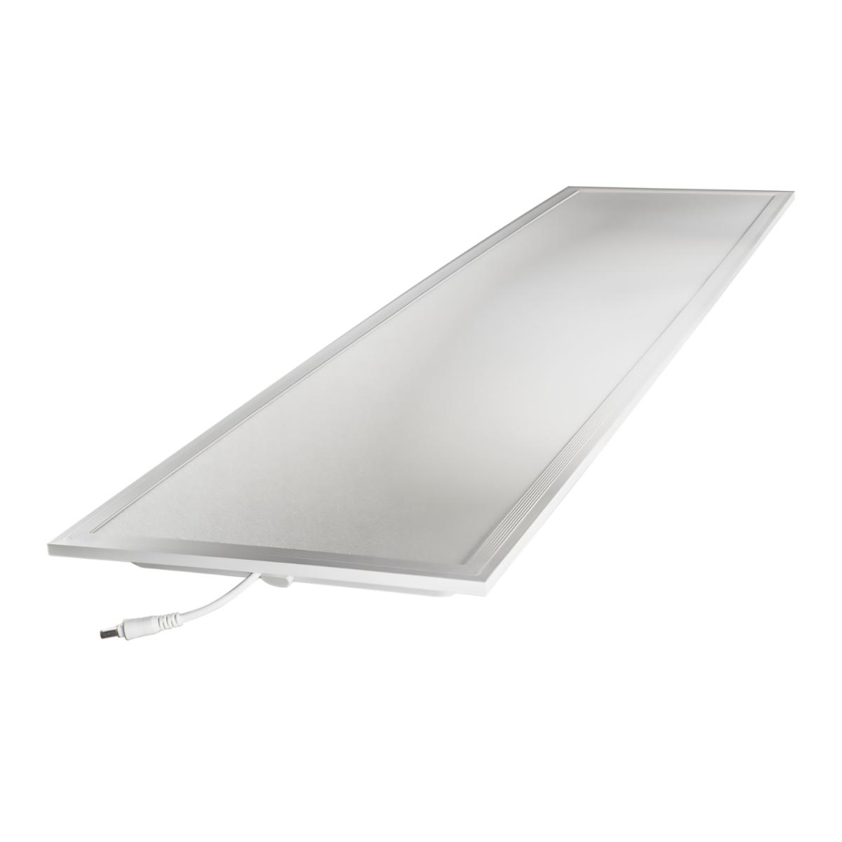 Noxion Panel LED Delta Pro Highlum V2.0 Xitanium DALI 40W 30x120cm 3000K 5280lm UGR <19   Dali Regulable - Luz Cálida - Reemplazo 2x36W