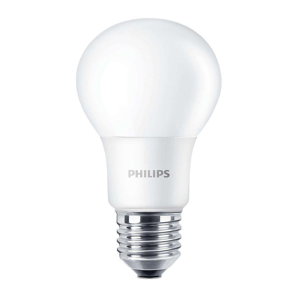Philips CorePro LEDbulb E27 A60 8W 827 Opaco   Reemplazo 60W