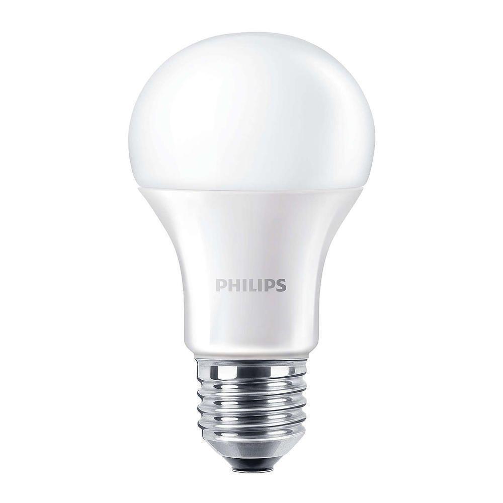 Philips CorePro LEDbulb E27 A60 5.5W 827 Opaco | Reemplazo 40W