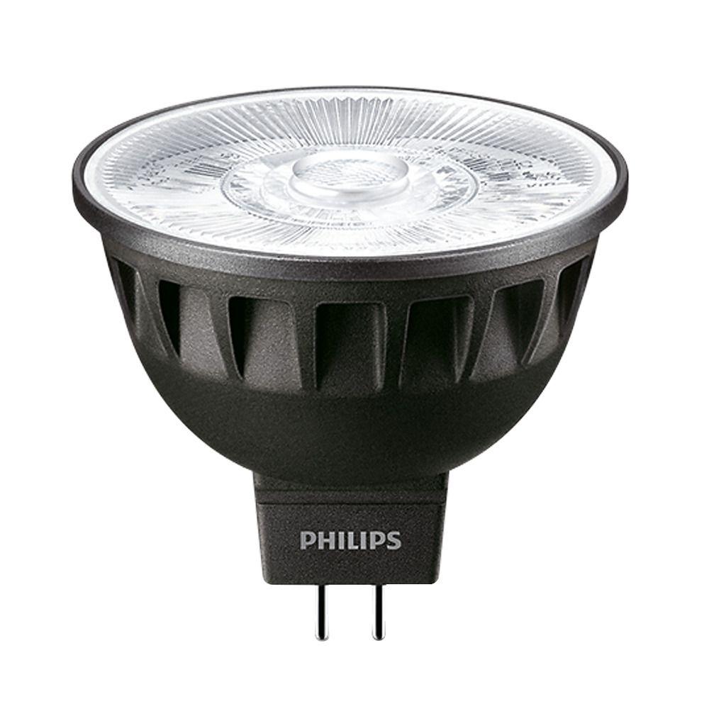 Philips LEDspot ExpertColor GU5.3 MR16 6.5W 930 10D (MASTER) | Luz Cálida - Mejor reproducción de color - Regulable - Reemplazo 35W