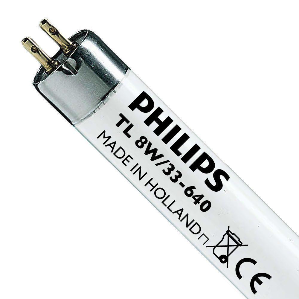 Philips TL Mini 8W 33-640 | 29cm - Blanco Frio