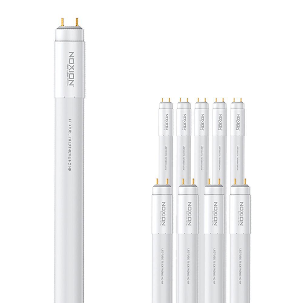 Multipack 10x Noxion Avant LEDtube T8 Extreme HO HF 120cm 14W 840   Blanco Frio - Reemplazo 36W