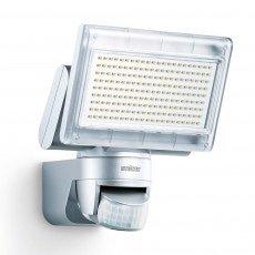 Steinel LED Reflector con Sensor XLED Home 1 Plateado