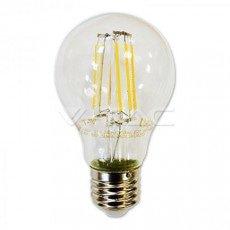 LED Bombilla Filamento E27 8W A67 4500K