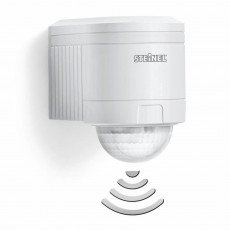 Steinel Sensor de Movimiento IS 240 DUO Blanco