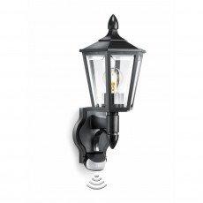 Steinel Luminaria de Sensor L15S Negro