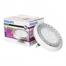 Philips MASTER LEDspot LV D 15-75W 830 AR111 24D