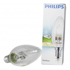 Philips EcoClassic 18W E14 230V B35 Clear