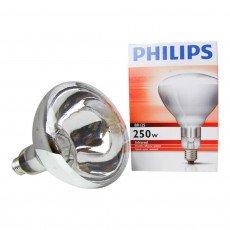 Philips BR125 IR 250W E27 230-250V Clara