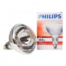 Philips BR125 IR 150W E27 230-250V Clara