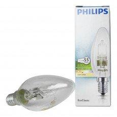 Philips EcoClassic 42W E14 230V B35 Clear