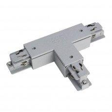 Conector trifásico en T-V Tierra izq. - Metal