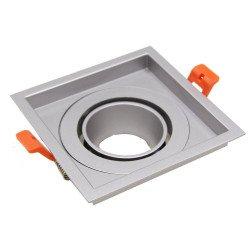 Ring 85mm para Aron Spot - Aluminium - Cuadrado Inclinable