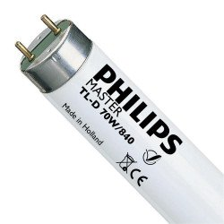 Philips MASTER TL-D Super 80 70W 840 - 176,5cm