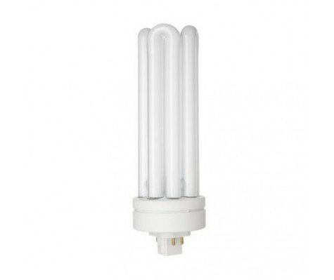 GE Biax Q/E LongLast 57W 840 4 pins Blanco Frío