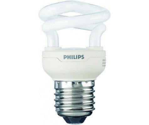 Philips TORNADO Bajo consumo  T2 5W WW E27 220-240V