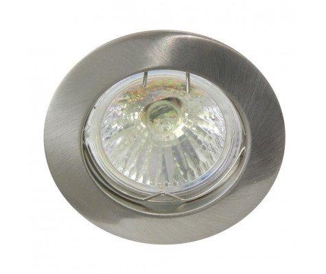 Foco Halógeno Fijo- aluminio pulido