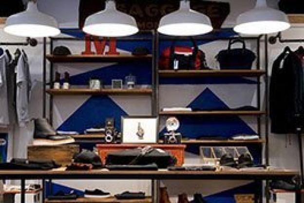 Iluminación LED en el sector textil: Tiendas de moda