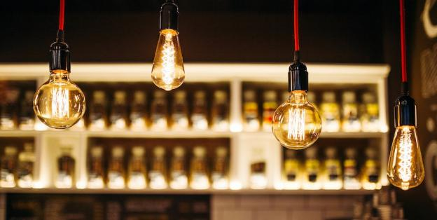 ¿Qué es una bombilla vintage de filamento LED?