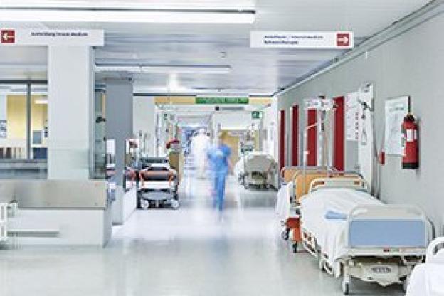 Iluminación para hospitales y centros de salud