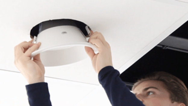 ¿Cómo instalar un downlight LED?