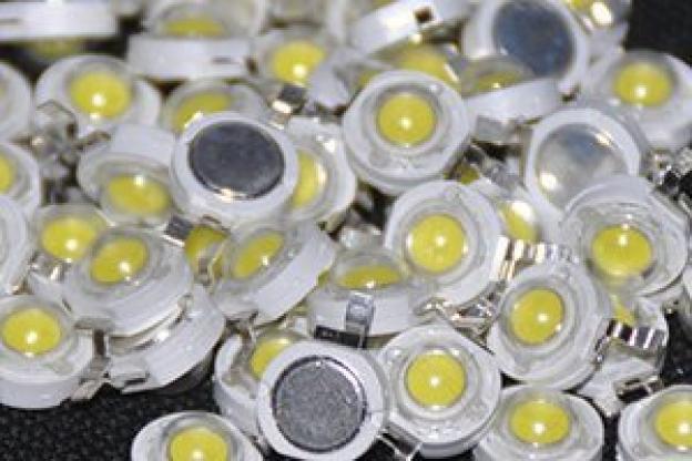 ¿En qué consiste el binning LED?
