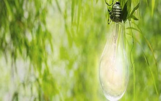La etiqueta energética de una bombilla