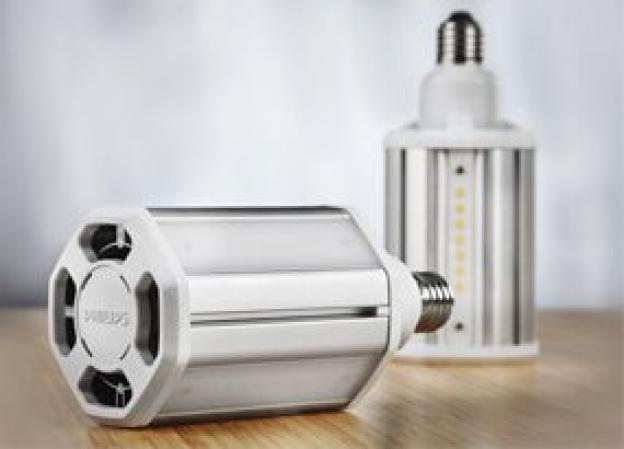 ¿Hay alternativas LED para mis lámparas de descarga de alta presión?