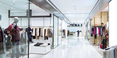 Iluminacion de tiendas, hoteles y restaurantes