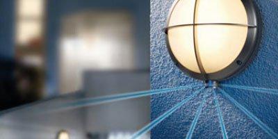 Luminarias de Sensor
